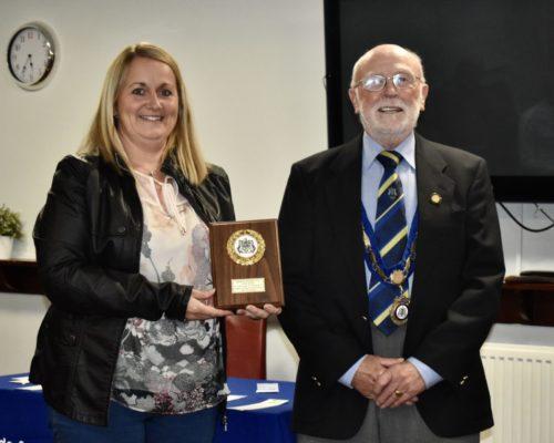 2020 LDFA - Grant Award - Rachel Hinchcliffe - Whitkirk FC